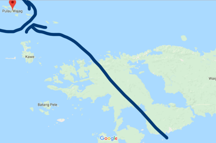 Puncak Wayag Raja Ampat, Destinasi Megah Tiada Tara