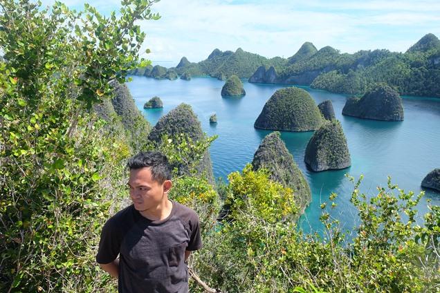 Paket Wisata Wayag Murah