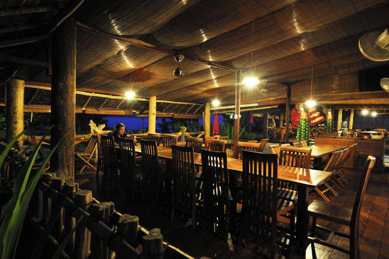Resto di Raja Ampat Dive Lodge