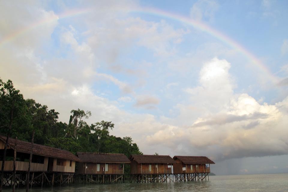 Wisata Raja Ampat Eco Resort