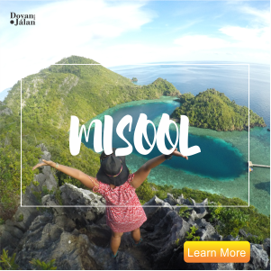 Open trip Misool