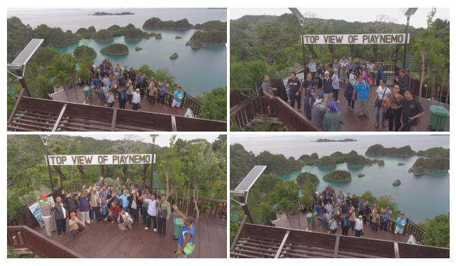 Paket Wisata ke Raja Ampat Wayag Pianemo