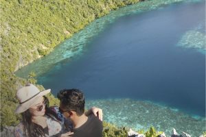 4D3N Misool Raja Ampat Tour by Private Speedboat