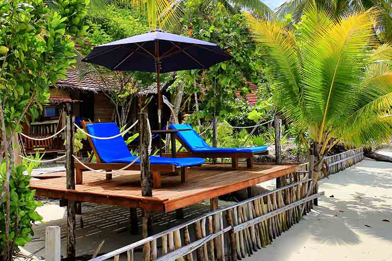 Paket Raja Ampat Dive Lodge Resort