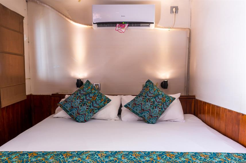 travelly double bed