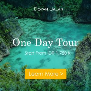 One Day Tour Raja Ampat
