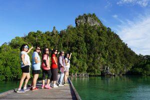 7D6N Tour Raja Ampat, Wayag – Piaynemo – Misool