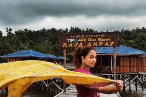 Menginap di TPK 48 Dive Resort di Raja Ampat